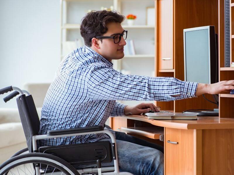 praca zdalna dla niepełnosprawnych