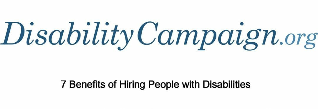 7 korzyści z zatrudnienia osób z niepełnosprawnościami badania