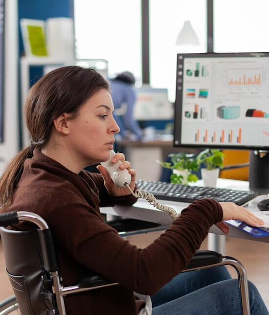 korzyści z zatrudnienia osób niepełnosprawnych zdjęcie na stronie głównej