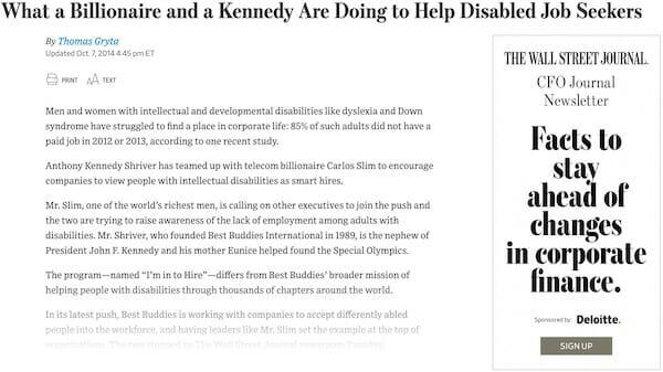 jak pomagają znaleźć niepełnosprawnym pracę